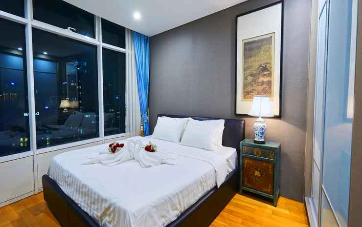 Luxe Suites at Vortex KLCC  Kuala Lumpur - Suite with City View