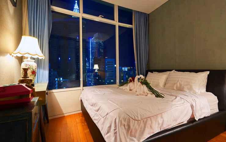 Luxe Suites at Vortex KLCC  Kuala Lumpur - Economy King Room