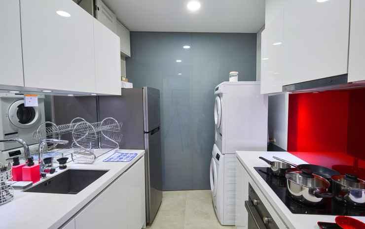 Luxe Suites at Vortex KLCC  Kuala Lumpur -