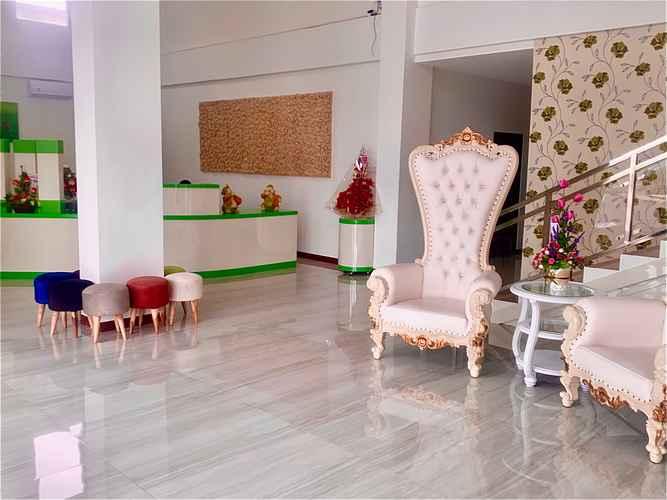 LOBBY Aldo Hotel