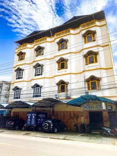 EXTERIOR_BUILDING RR Horas Hotel