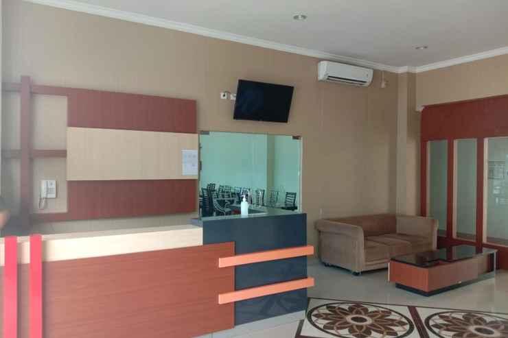 LOBBY OYO 3431 Alpha Hotel