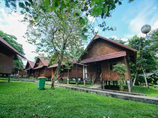 EXTERIOR_BUILDING OYO 3475 Villa Ex Mtq Pagaralam