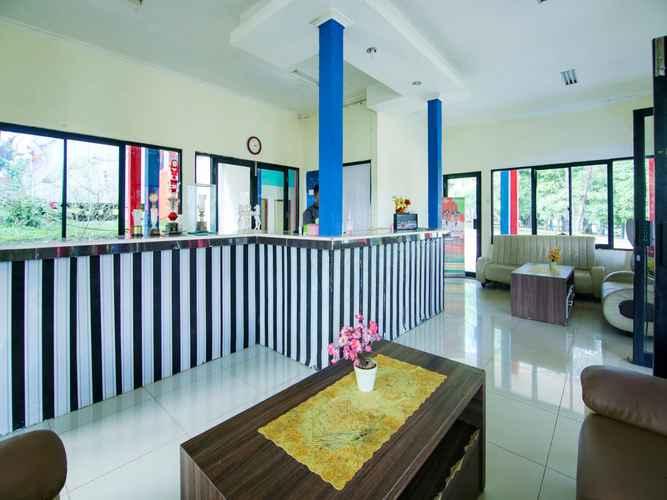 LOBBY OYO 3475 Villa Ex Mtq Pagaralam
