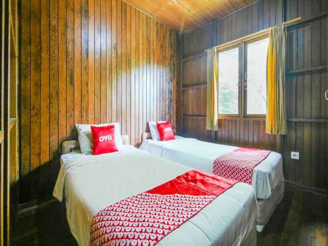 BEDROOM OYO 3475 Villa Ex Mtq Pagaralam