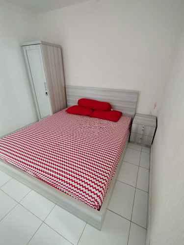 BEDROOM Apartemen Aeropolis By ASUN