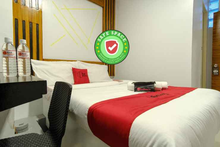 BEDROOM RedDoorz near Quiapo Church Manila - Quarantine Hotel
