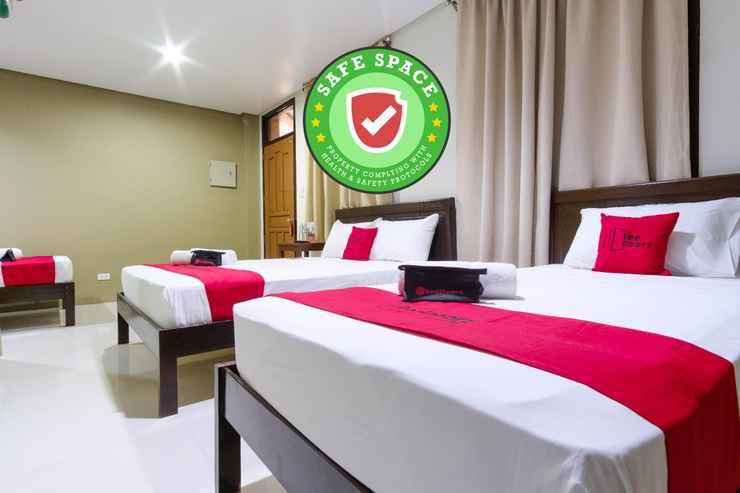 BEDROOM RedDoorz @ Arzo Hotel and Resorts