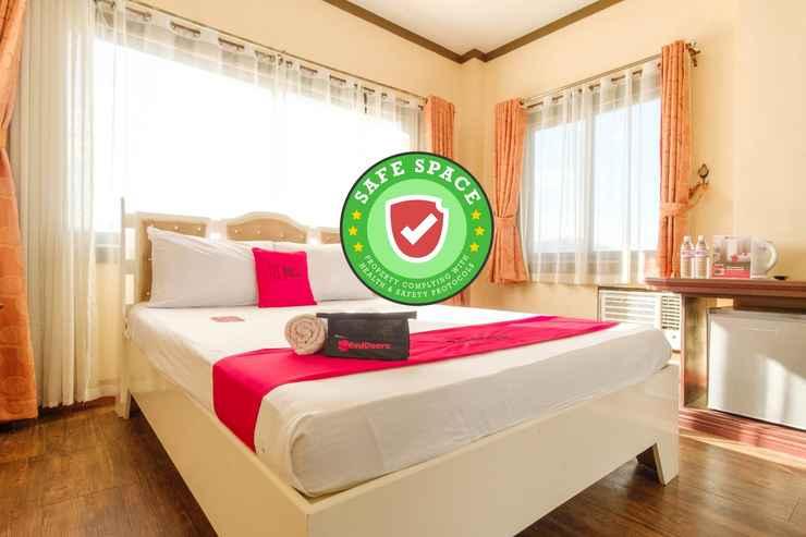 BEDROOM RedDoorz Plus @ Seaborne Hotel Subic Zambales