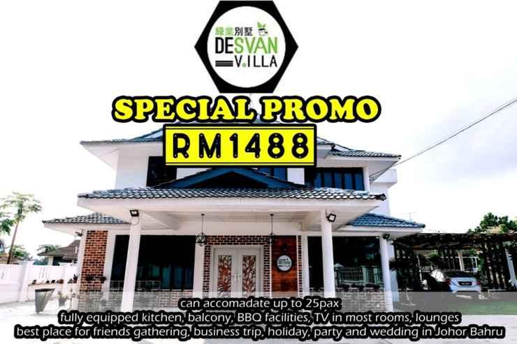 EXTERIOR_BUILDING Desvan Villa