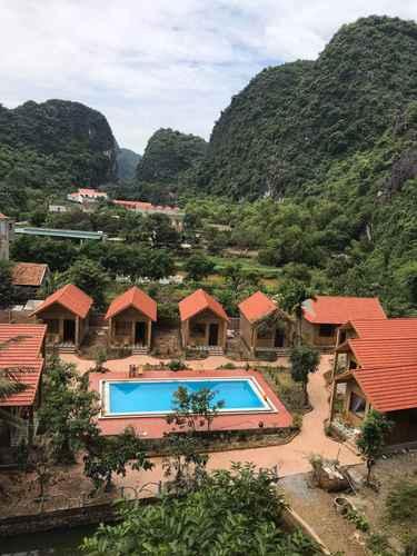 EXTERIOR_BUILDING Tam Coc Rocky Bungalow