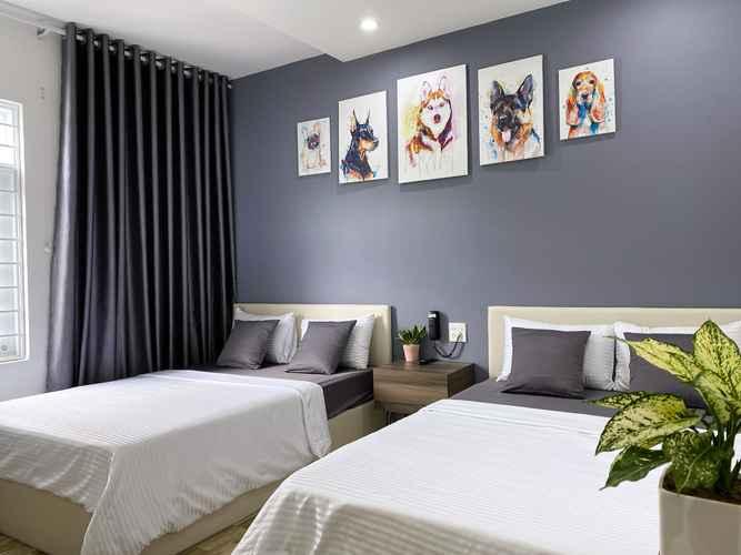 BEDROOM Valas Hotel