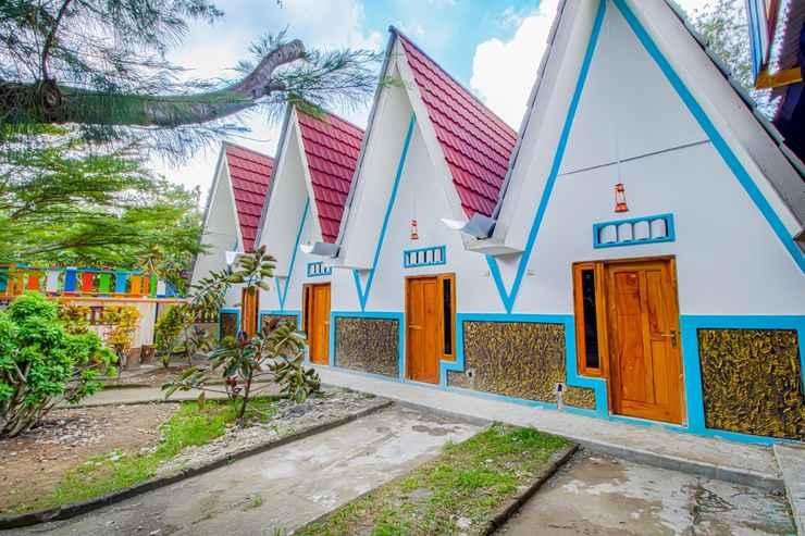 EXTERIOR_BUILDING Pantai Suwuk River View Bungalow
