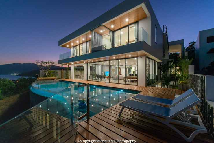 EXTERIOR_BUILDING Biệt thự Shark Tank Luxury