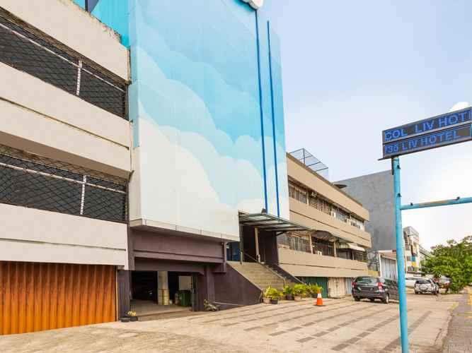 EXTERIOR_BUILDING OYO 3735 Liv Hotel