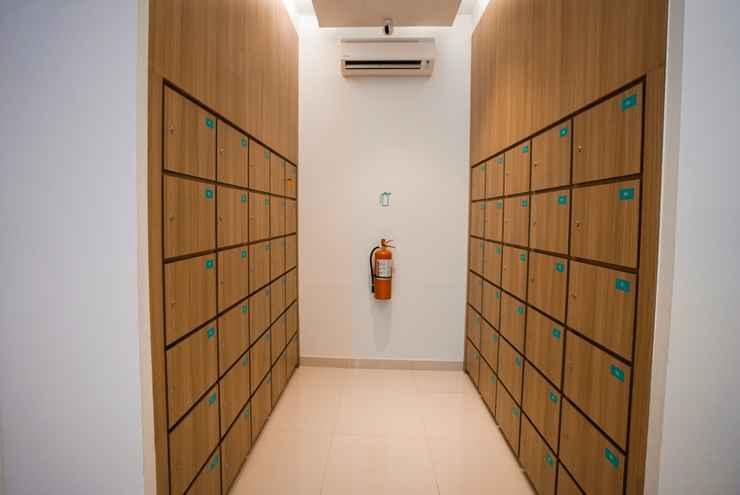 HOTEL_SERVICES Bobobox Pods Juanda Jakarta