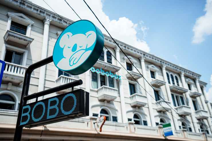 EXTERIOR_BUILDING Bobobox Pods Juanda Jakarta