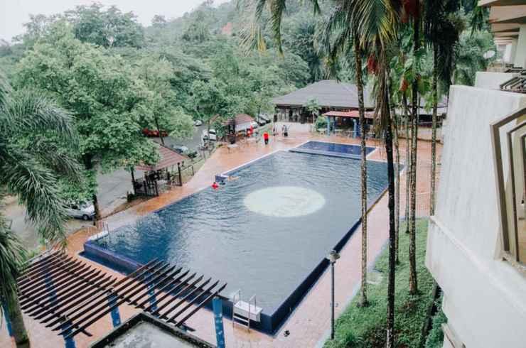 SWIMMING_POOL Janaview Taiping Hotel