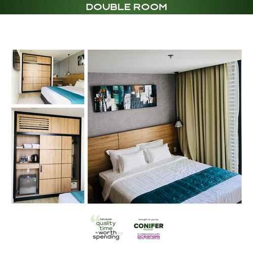 BEDROOM Oceanami Villas & Beach Club Long Hai by Conifer