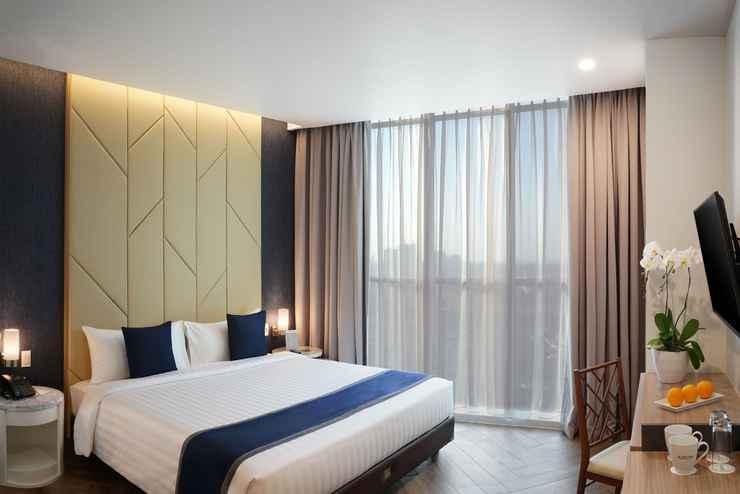 BEDROOM Aston Kemayoran City Hotel
