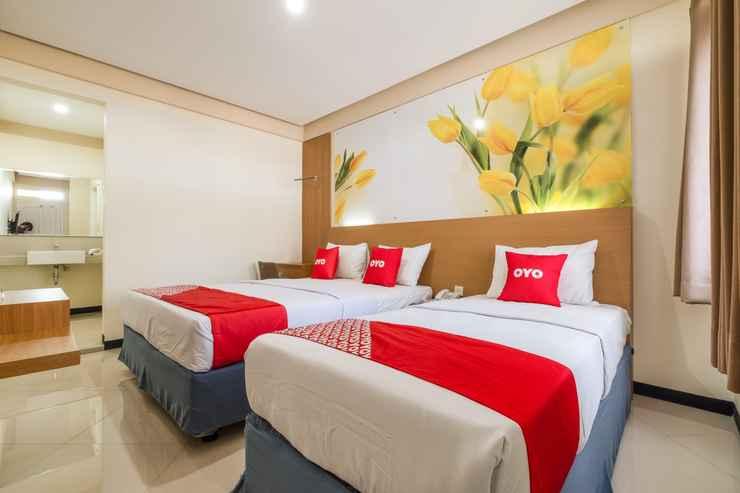 BEDROOM OYO 3809 Delaga Biru Gedung 2