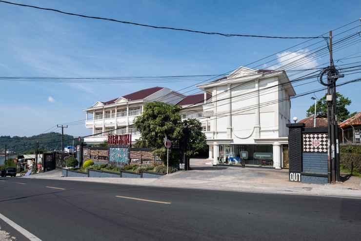 EXTERIOR_BUILDING OYO 3809 Delaga Biru Gedung 2