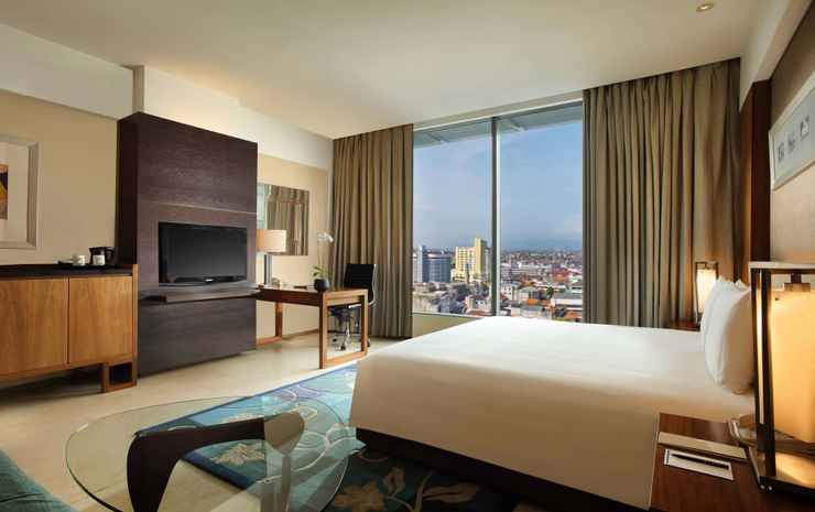 Hilton Bandung Bandung - King Deluxe Bed and Breakfast
