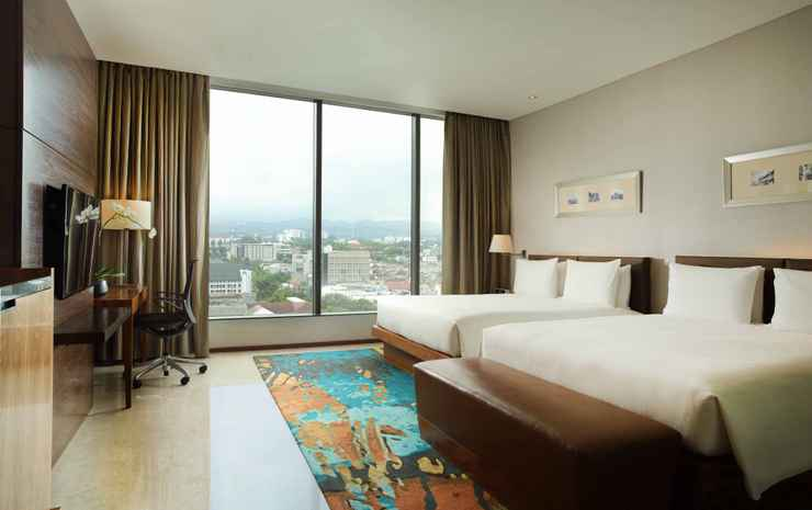 Hilton Bandung Bandung - 2 Queen Executive Bed and Breakfast