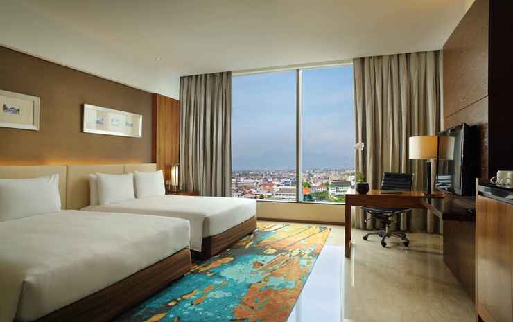 Hilton Bandung Bandung - Deluxe Queen -24-Hour Stay Promotions