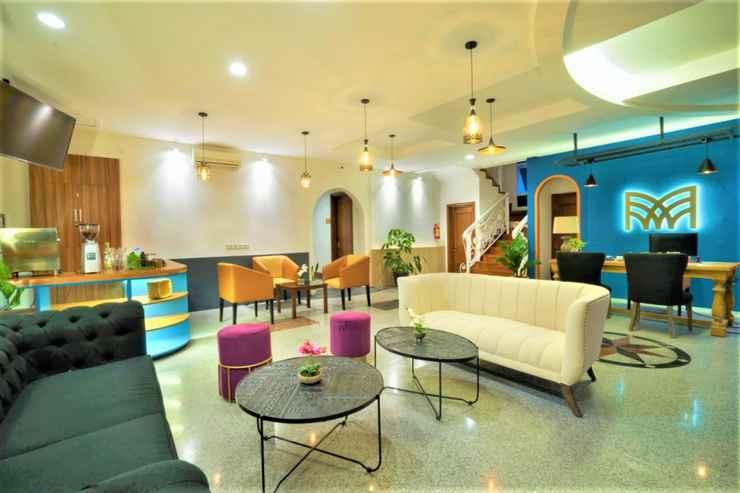 LOBBY Madina Inn Hotel