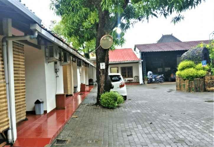 EXTERIOR_BUILDING Hotel Perdana