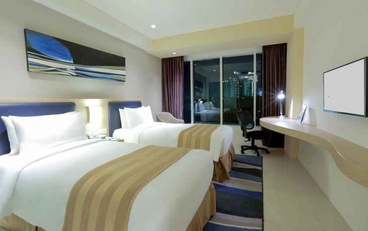 Holiday Inn Express Jakarta International Expo Jakarta - Standard Room Twin