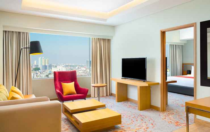 Holiday Inn & Suites Jakarta Gajah Mada Jakarta - 1 Bedroom Suites Room only