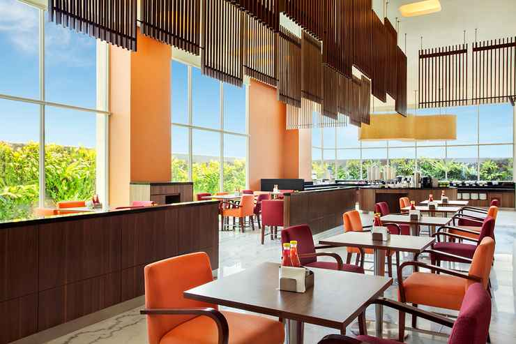 RESTAURANT Holiday Inn Express Pluit Citygate - Buy Now Stay Later