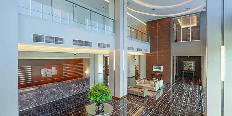 LOBBY Holiday Inn Express Jakarta International Expo - Buy Now Stay Later