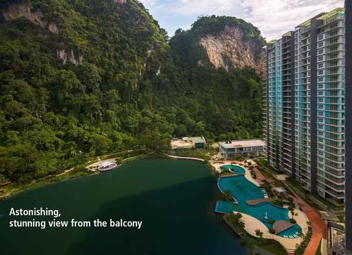 EXTERIOR_BUILDING The Haven All Suite Resort, Ipoh - Buy Now Stay Later