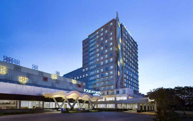EXTERIOR_BUILDING Four Points by Sheraton Makassar - Buy Now Stay Later