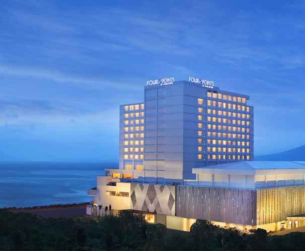 LOBBY Four Points by Sheraton Manado - Buy Now Stay Later