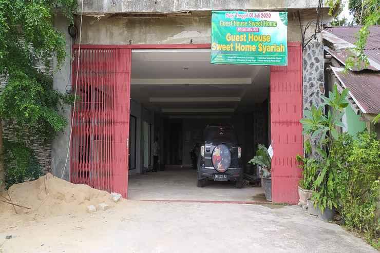 EXTERIOR_BUILDING OYO 3903 Sweethome Syariah Guesthouse