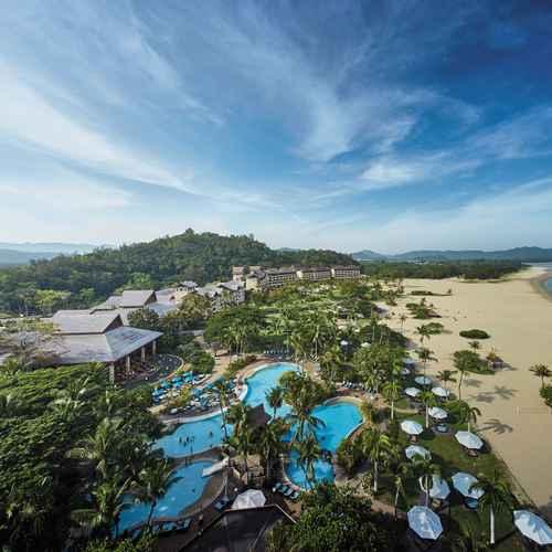 EXTERIOR_BUILDING Shangri-La's Rasa Ria Resort & Spa
