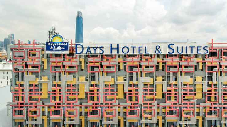 EXTERIOR_BUILDING Days Hotel & Suites by Wyndham Fraser Business Park Kuala Lumpur - Buy Now Stay Later