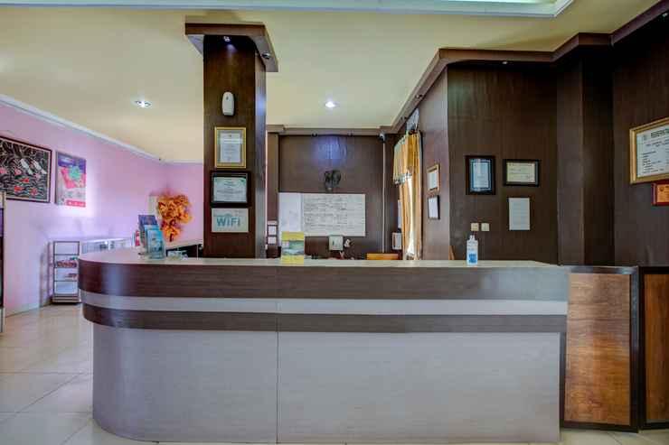 LOBBY CAPITAL O 3933 Hotel Grand Anugrah