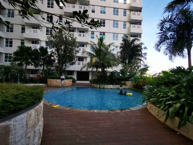 SWIMMING_POOL Apartmen Borneo Bay 16FB Balikpapan