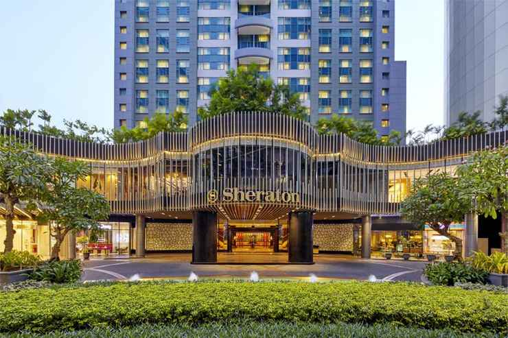 EXTERIOR_BUILDING Sheraton Surabaya Hotel & Towers - Buy Now Stay Later