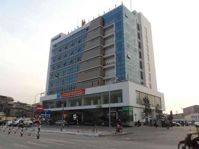 EXTERIOR_BUILDING Khách sạn Kim Long Thái Bình