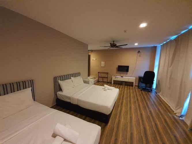 BEDROOM Bangi Gateway Hotel