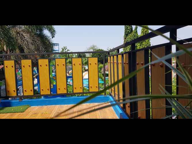 EXTERIOR_BUILDING Full House 3RD Homestay Syariah
