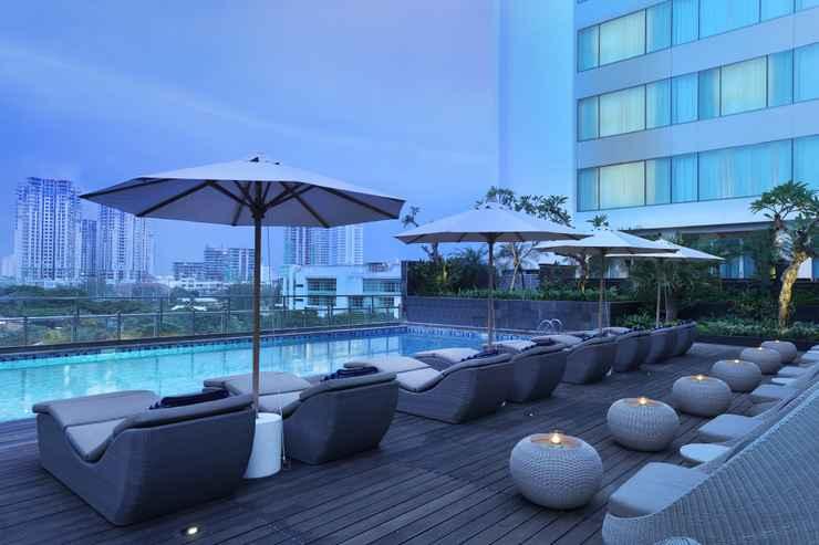 SWIMMING_POOL Holiday Inn Jakarta Kemayoran