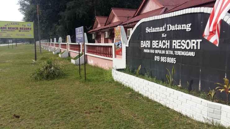 EXTERIOR_BUILDING BBR Bari Beach Resort