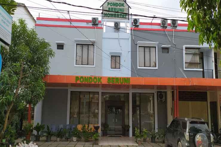 EXTERIOR_BUILDING OYO 3954 Pondok Seruni Homestay Syariah